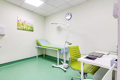 ortopedia, endokrynologia, dermatologia